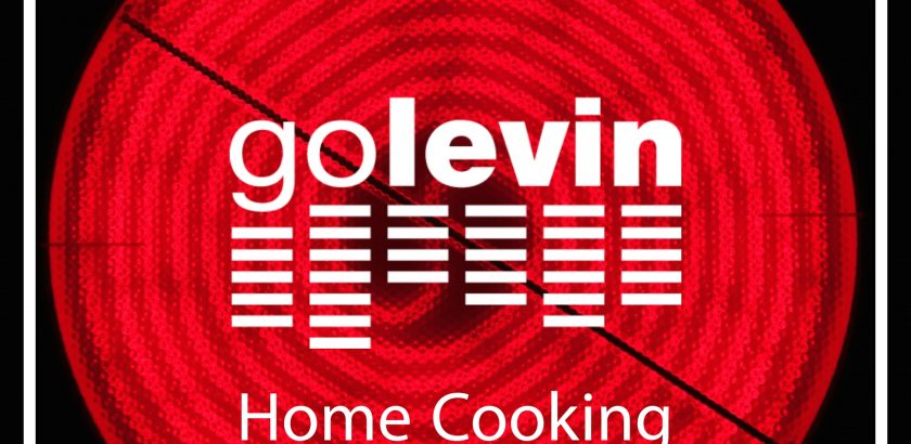 "Go Levin ""Home Cooking"" EP (speedlounge spdl 002)"